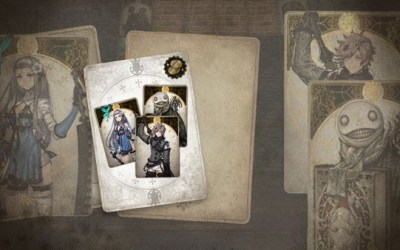 Square Enix's New Card-Based RPG Voice of Cards: The Isle Dragon Roars to Launch on October