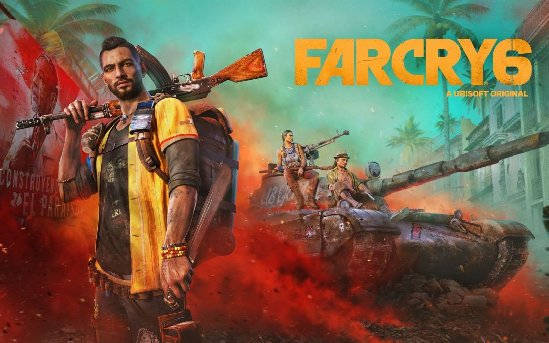 Embrace the Guerrilla experience as Far Cry 6 is Now Available