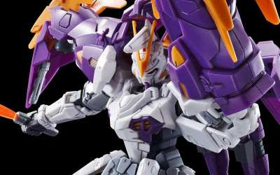 We're Getting a P-Bandai HG Gundam Aesculapius Model Kit