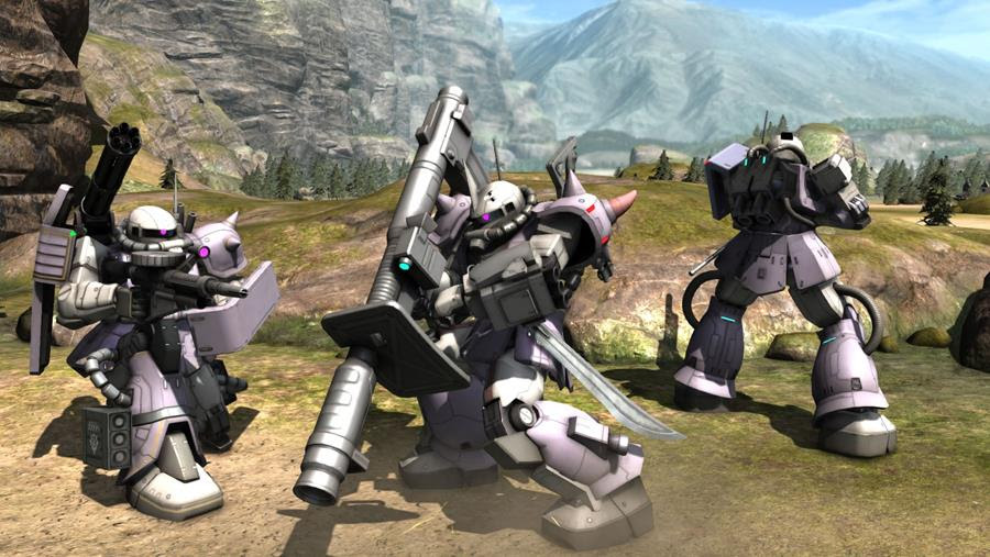 Join the Action in Mobile Suit Gundam Battle Operation Code Fairy
