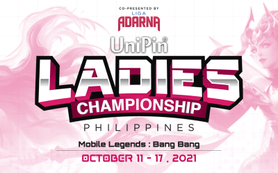 The UniPin Ladies Championship Philippines is Ready to Level the Competition and Empowering Women in the Esports Scene