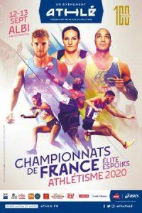 12-13 septembre 2020 – Championnats de France Elite – Albi