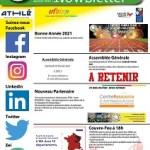 Newsletter du 04 janvier 2021
