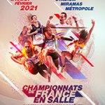 Championnats de France indoor à Miramas
