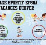 Stage Sportif Jeunes