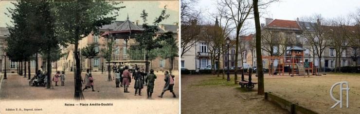 Place Amélie Doublié