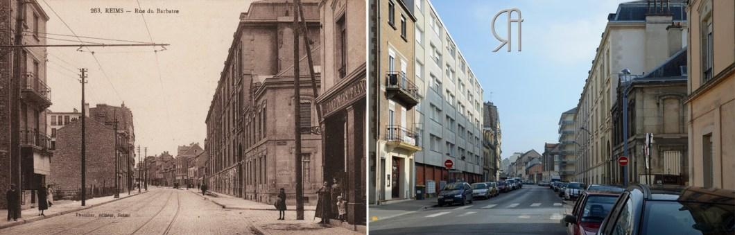 Rue du Barbâtre