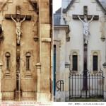 Le Crucifix de la rue du Jard