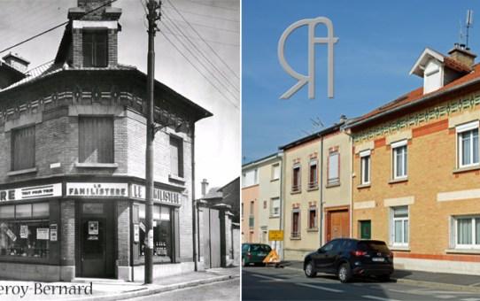 Le Familistère de la rue Roger-Salengro
