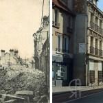 Prisonniers Allemands, rue Gambetta