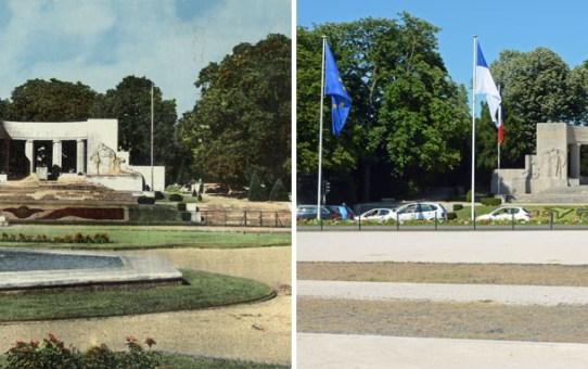 La Fontaine et le Monument