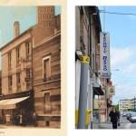 Rue de Neufchâtel vers les casernes