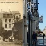 La Reconstruction – Rue de Thillois et Place d'Erlon