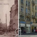La Reconstruction – Rue de Vesle