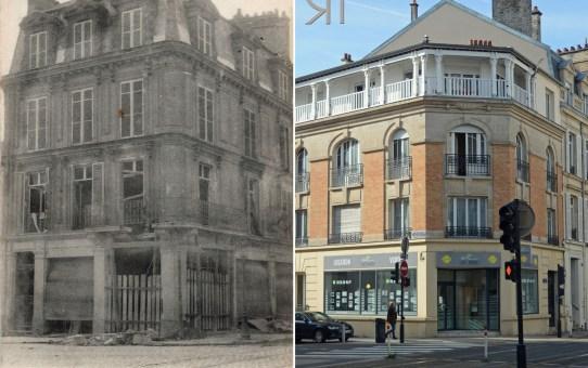 L'Hôtel de Metz en 1914