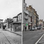 La Porte de Paris, rue du Colonel Fabien
