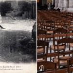 Fuite dans la cathédrale