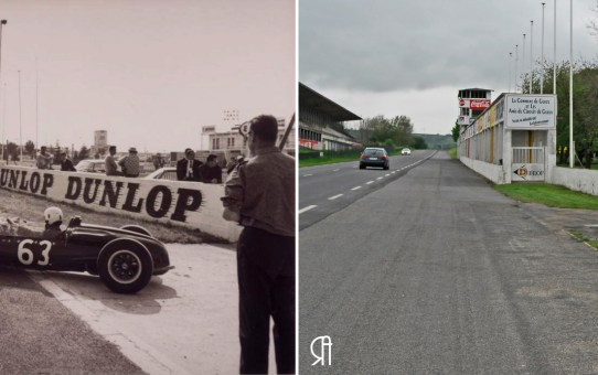 Le circuit de Gueux et Toto Roche