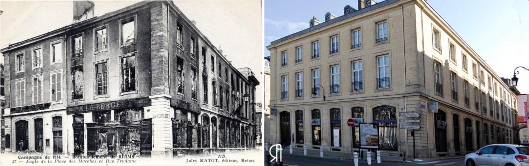Place des Machés, rue Trudaine
