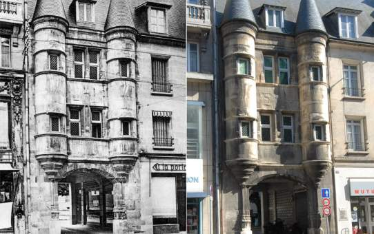 La Porte du Chapitre, rue Carnot
