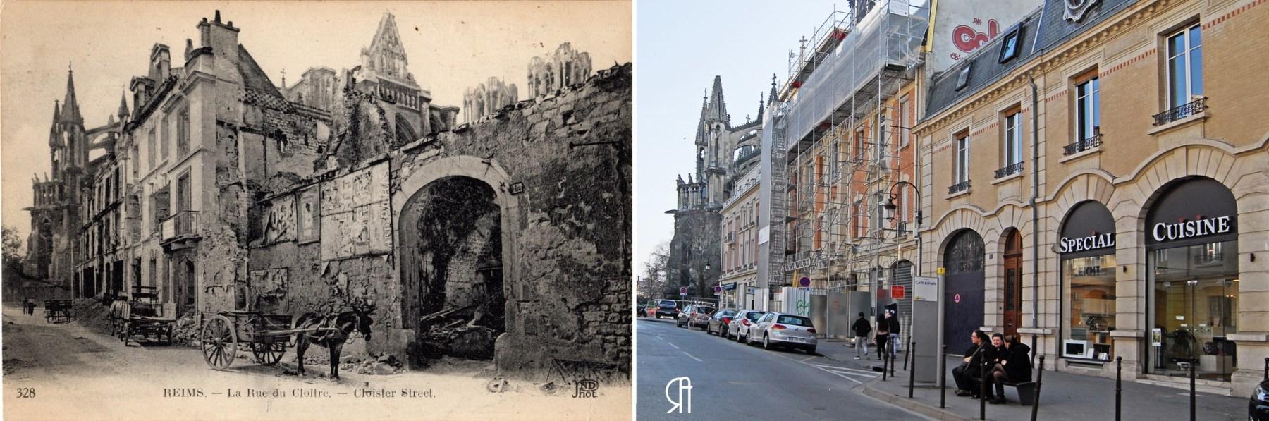Rue du Cloitre