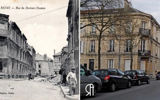 Rue du Docteur Thomas