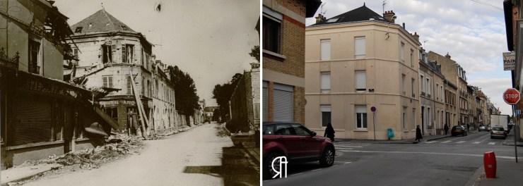 Rue du Mont d'Arènes