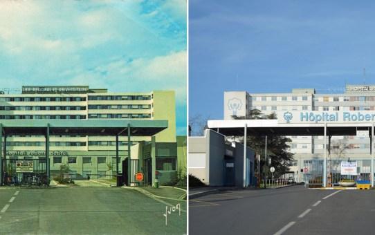 L'Hôpital Robert-Debré  (CHU de Reims)