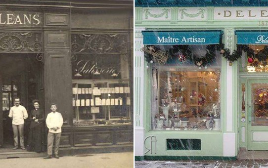 La Chocolaterie Deléans - Maître Artisan Chocolatier depuis 1874