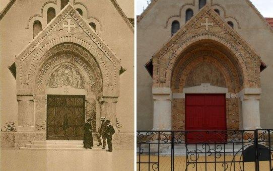 L'Eglise Saint-Nicaise du Chemin Vert