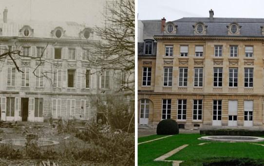 L'Hôtel Ponsardin, actuelle Chambre de Commerce Marne en Champagne