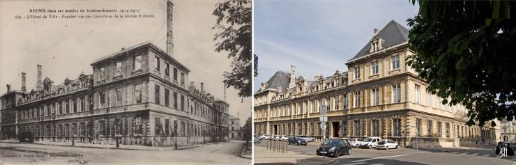 Hôtel de Ville, rue des Consuls