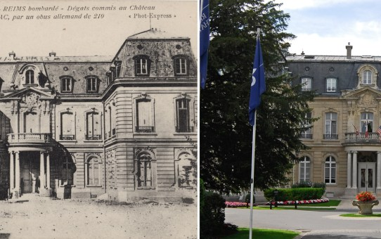 Le château du Marquis de Polignac