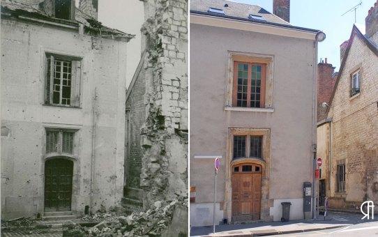 Rue Courmeaux
