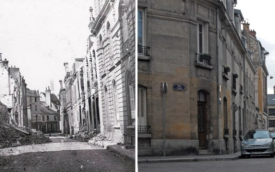 Rue des Boucheries