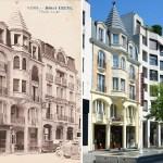L'Hôtel Cécyl – rue Buirette