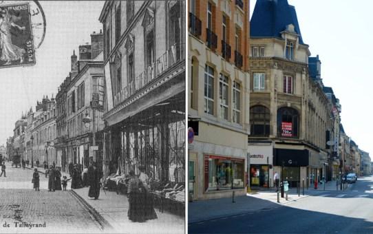 La rue de Talleyrand