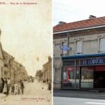 Café «Le Louvois»