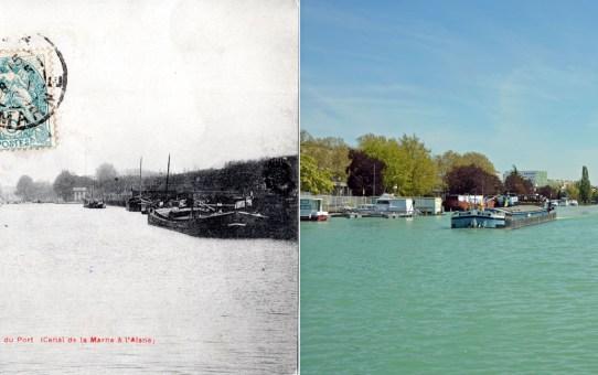 Le bassin du port