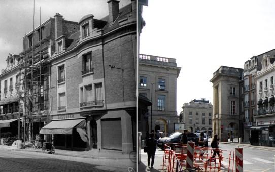 Rue Cérès, le Café Louis XV, 1928