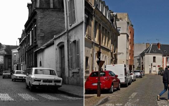 La rue Boulard
