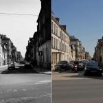 La rue Jeanne d'Arc