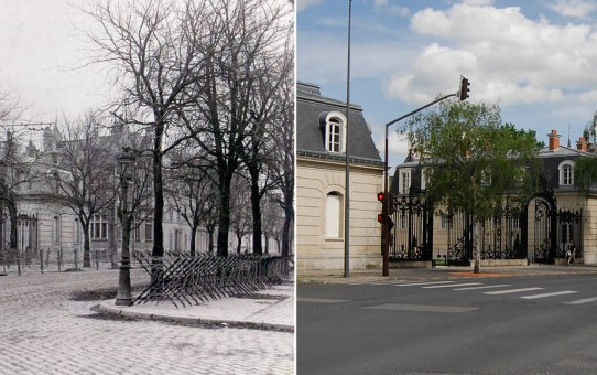 Le boulevard Lundy et les organisations défensives
