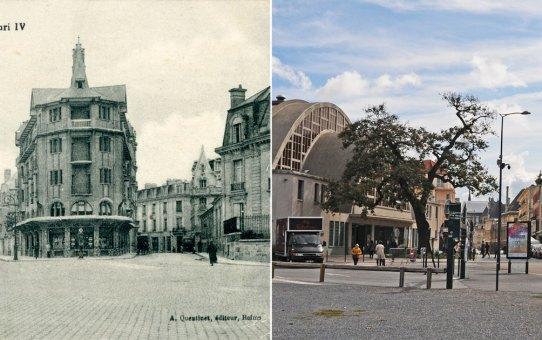 Rue de Mars et rue Henri IV