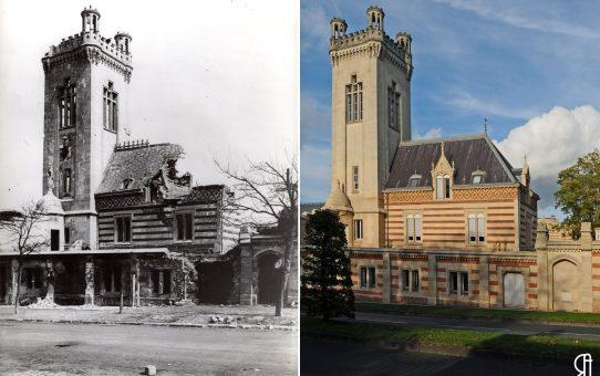 La tour de la maison Wranken-Pommery