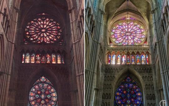 La Grande Rose de la Cathédrale