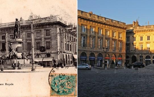 Place Royale avant la Grande Guerre