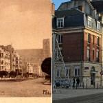 Le Cours Langlet et la cathédrale