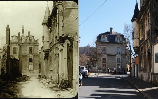La belle maison de la rue des Tournelles