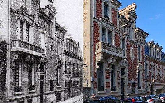 Hôtel Goerg, rue Kellermann